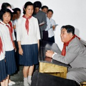 In commemoration of the 27th anniversary of the death of President Kim Il Sung